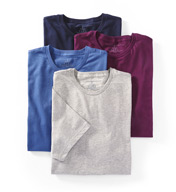Tommy Hilfiger Crew Neck T-Shirt - 4 Pack 09T0519